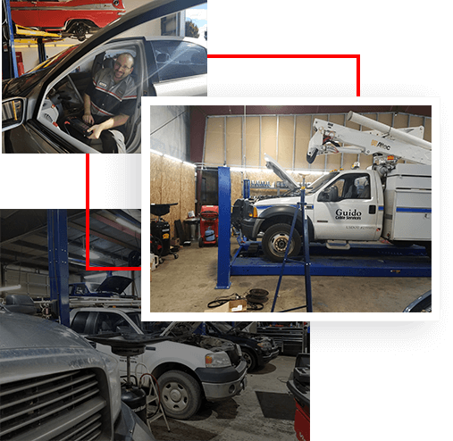 Fleet Repair and Service | Rob's Automotive Repair